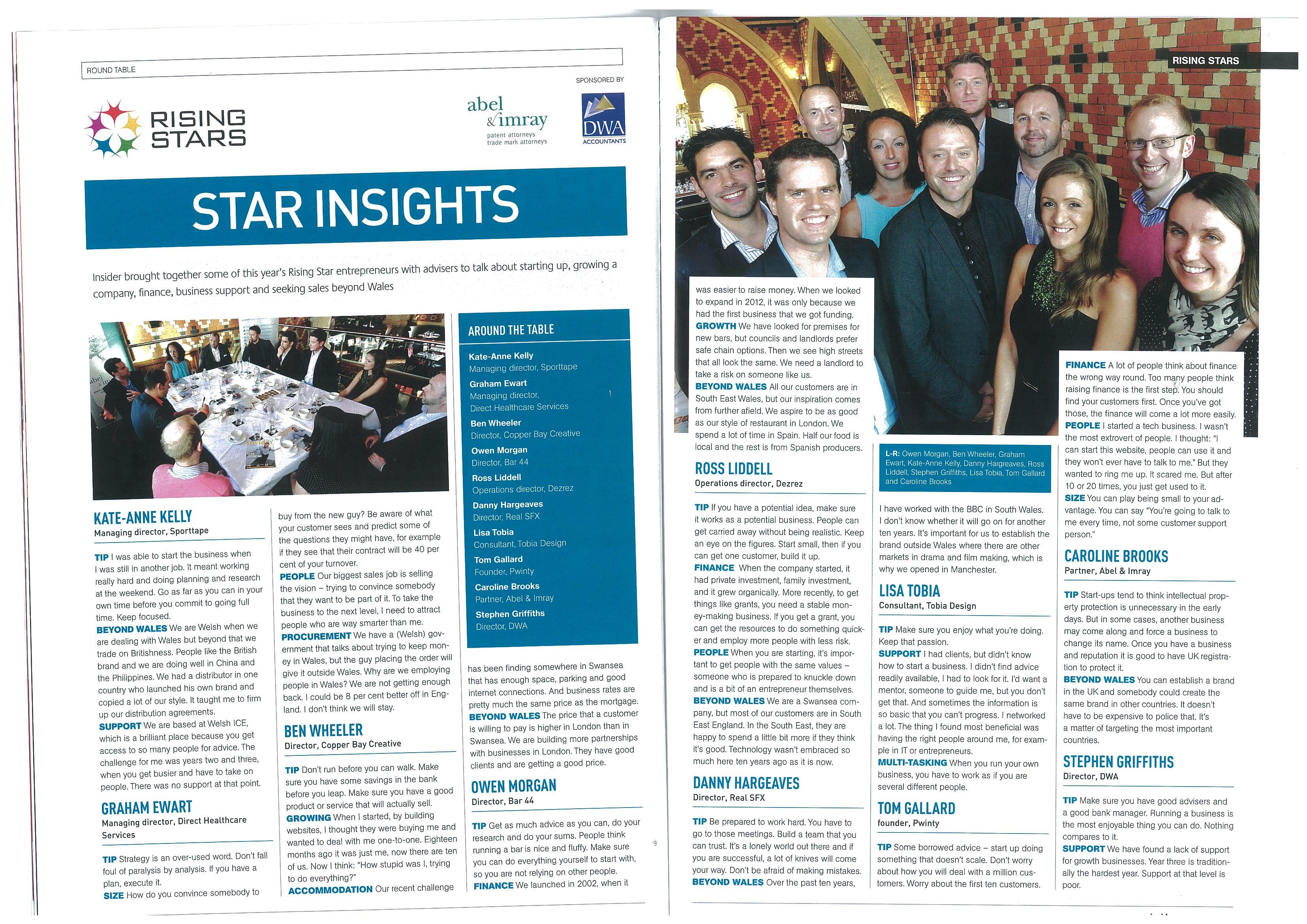 Wales Insider Magazine_September 2014
